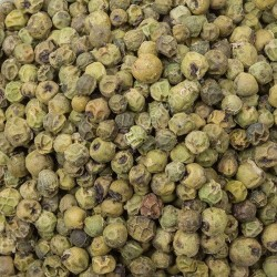 Pimienta verde seca